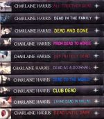 True Blood collection (10 books)