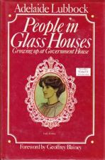People in Glass Houses:  Growing up at Government House.