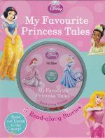 My Favourite Princess Tales - Disney x five books