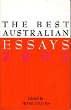 The Best Australian Essays 2002