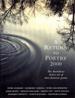A Return to Poetry 2000