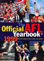 Official AFL Year Book 1999