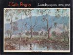 J. Colin Angus Landscapes 1955-1978