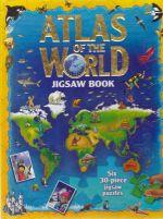 Atlas Of The World, Jigsaw Book