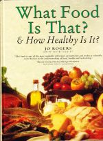 What Food Is That and How Healthy Is It?