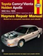 Toyota Camry/Vienta and Holden Apollo Automotive Repair Manual