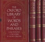 The Oxford Library of Words and Phrases