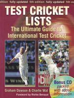 Test Cricket Lists