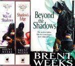 The Night Angel Trilogy (3 books)
