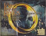 Lord of the Rings Jigsaw Book
