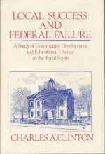Local Success and Federal Failure