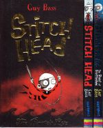 Stitch Head (3 books)