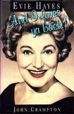 Evie Hayes: 'And I Loves Ya Back !'