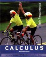 Calculus (8th. ed.)