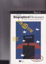Monash Biographical Dictionary of 20th Century Australia