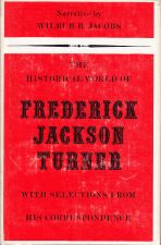 The Historical World of Frederick Jackson Turner