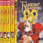 Faeries' Landing Series (5 books)