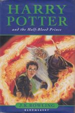 Harry Potter and the Half-Blood Prince (First Editions)
