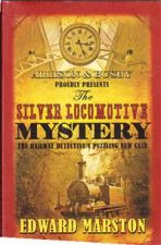 Allison & Busby: The Silver Locomotive Mystery