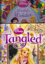 Disney collection (2 books)