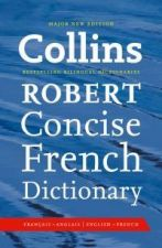 Collins Robert Concise French-English Dictionary