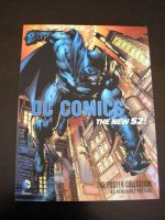 DC Comics The New 52! - The Poster Collection (40 removable posters)