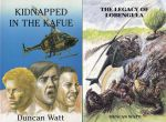 The Legacy Of Lobengula & Kidnapped In The Kafue (2 Books)