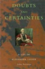 Doubts and Certainties