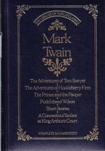 The Library Of World Classics: Mark Twain