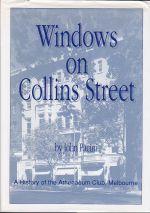 Windows On Collins Street