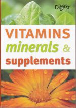 Vitamins Minerals & Supplements