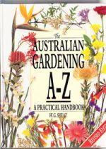 The Australian Gardening A-Z