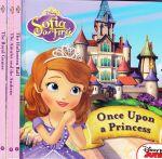 Disney Junior: Sofia the First Series (4 books)