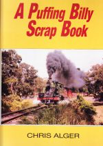 A Puffing Billy Scrap Book