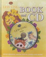 The Lion King Book and CD