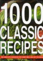 1000 Classic Recipes