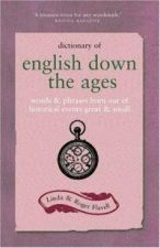 Dictionary of English down the Ages
