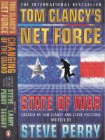 Tom Clancy's Net Force Series (2 books)