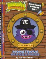 Moshi Monsters Series (4 books)