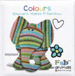 Colours Elephant Makes A Rainbow