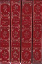 History of England. 4 Vols.