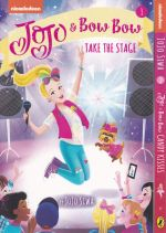 JoJo & Bow Bow; Take the Stage & Candy Kisses (2 Books)