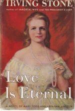 Love Is Eternal.