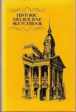 Historic Melbourne Sketchbook