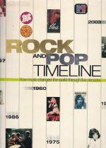 Rock and Pop Timeline