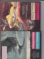 The Magazine of Fantasy and Science Fiction. 7 Numbers.