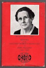 History of the Country Women's Institutes of New Zealand 1921 - 1958